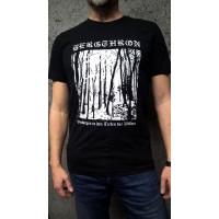 Verborgen in den Tiefen der Wälder - T-Shirt